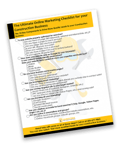 Roofing Web Design 1
